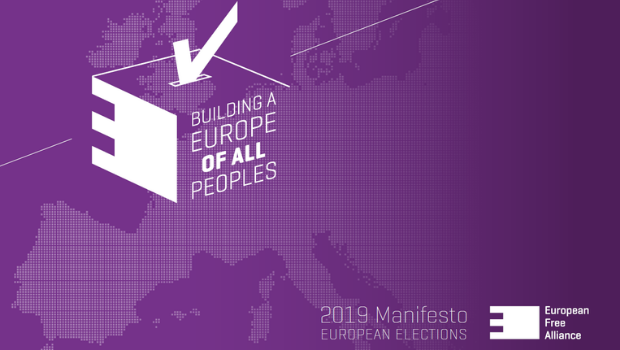 EFA's campaign for a Europe of ALL peoples to be launched in Brussels