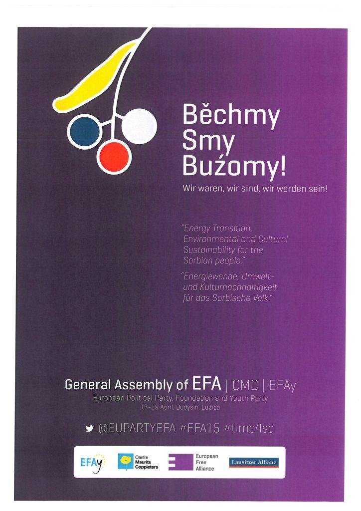 EFA General Assembly - 2015