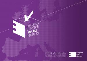 EFA Manifesto - 2019