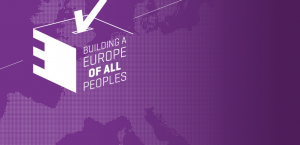 Launch of EFA campaign for European Elections 2019