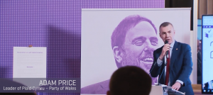 Adam Price on self-determination - Launch of EFA campaign European Elections 2019