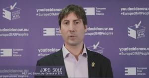 EFA Secretary General Jordi Solé - What is EFA?