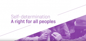 EFA Manifesto European Elections 2019 - Self-determination: a right for all peoples