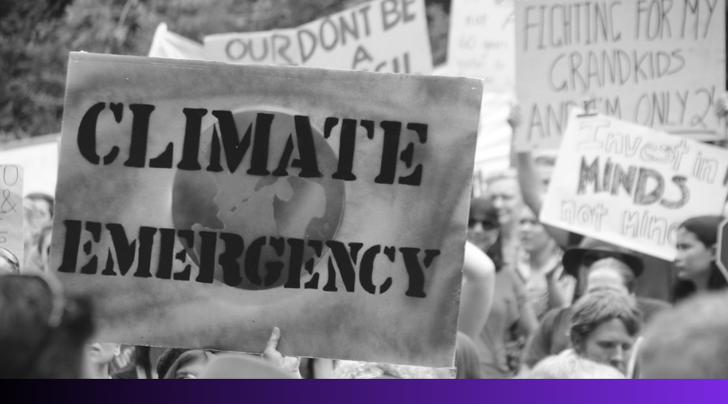 Emerging new states declare climate emergency