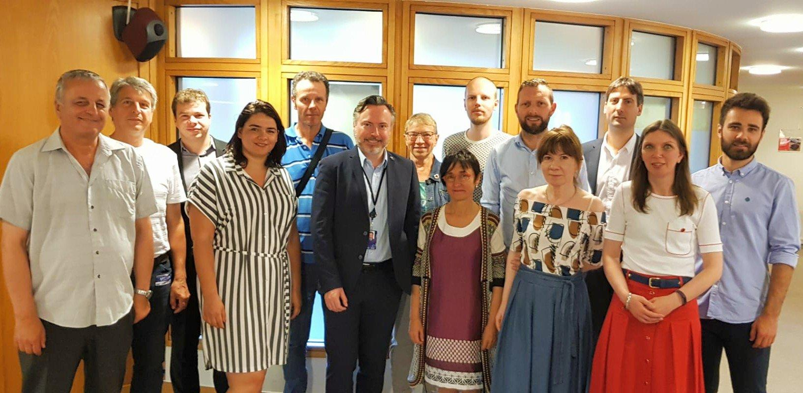 Defending a union of peoples: renewed cooperation between EFA party and EFA members in the European Parliament