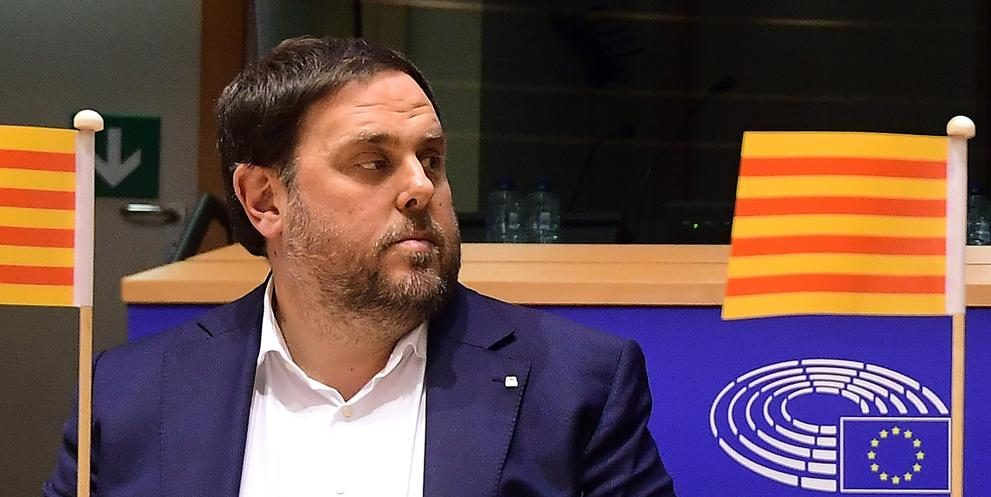 EFA Group President Oriol Junqueras calls for dialogue and the end of repression in the political conflict between Catalonia and Spain
