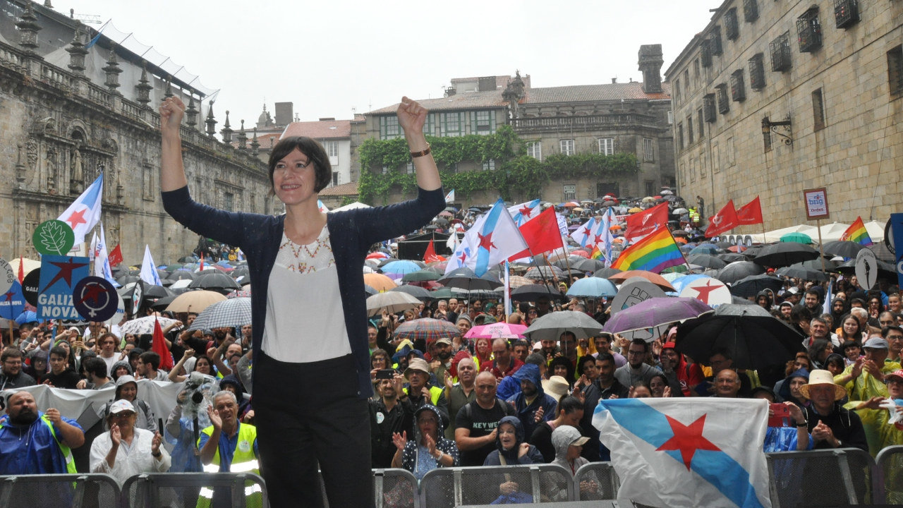 Galicia National Day: BNG is the only political force with freedom to deliver real change