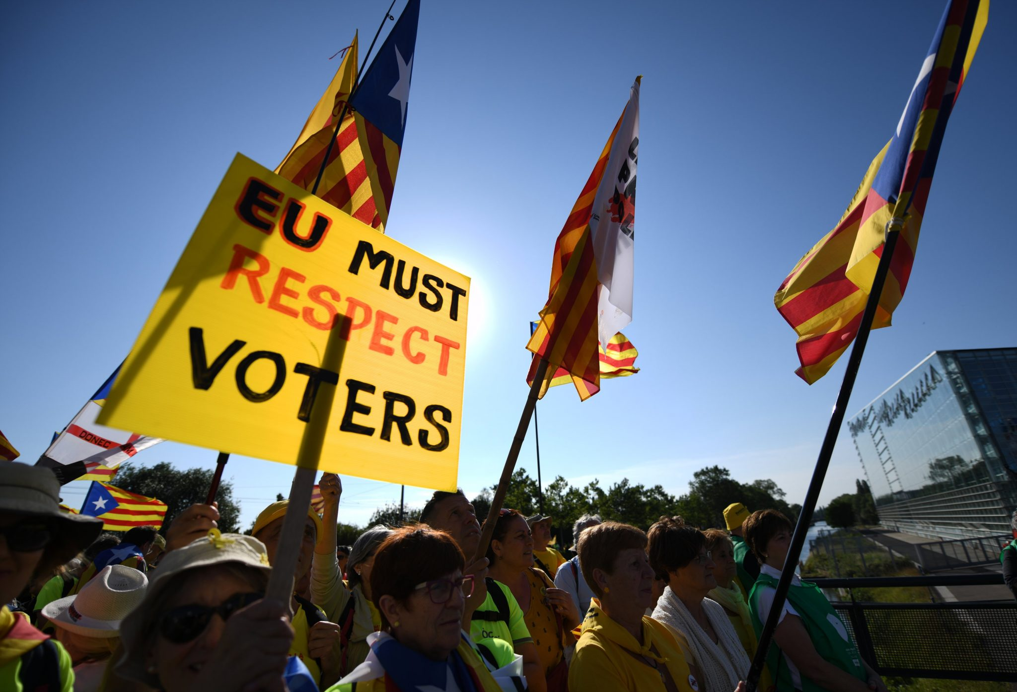 The European Parliament must act to protect the rights of barred Catalan MEPs