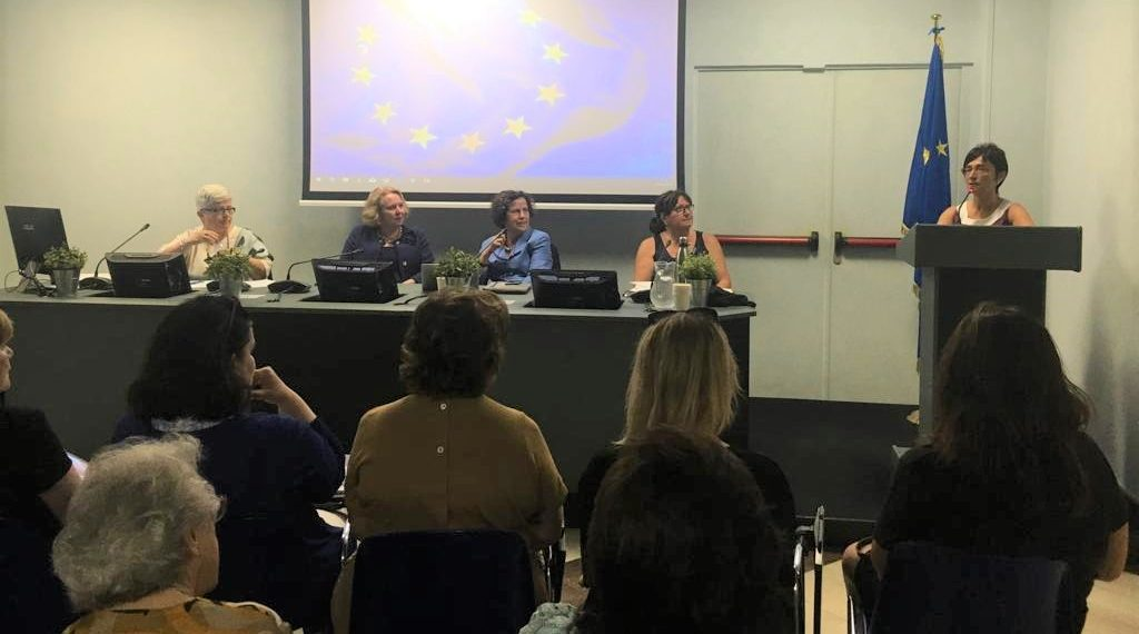 "EFA President: ""Women will play a key role in achieving a fairer and more sustainable Europe"""