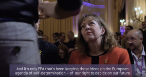 EFA Vice President Jill Evans - EFA's vision on Europe