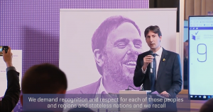 EFA Secretary General Jordi Solé - Europe's diversity