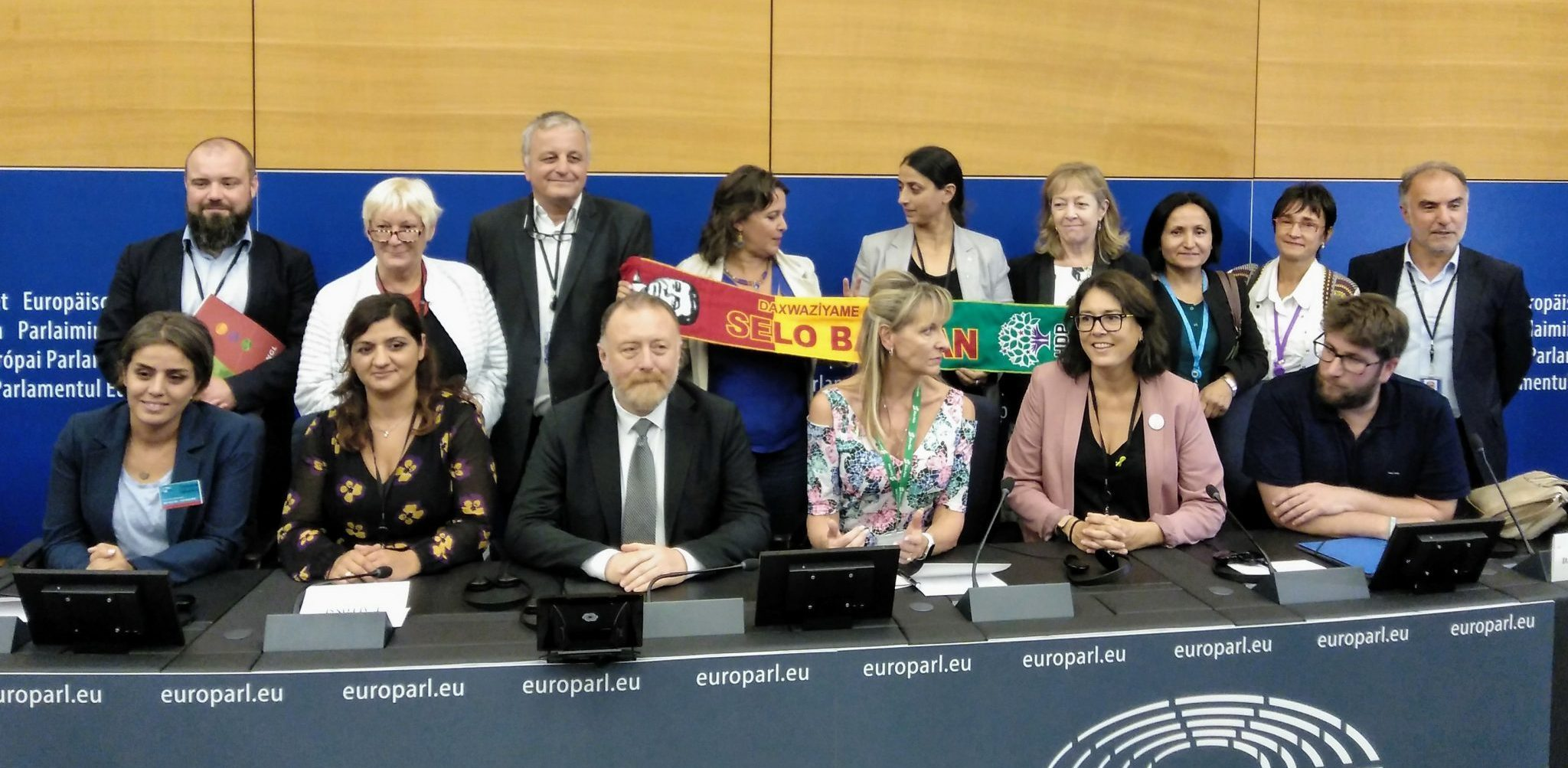 EFA promotes a Kurdistan Friendship Group and calls on the EU to act in the defence of democracy in Turkey