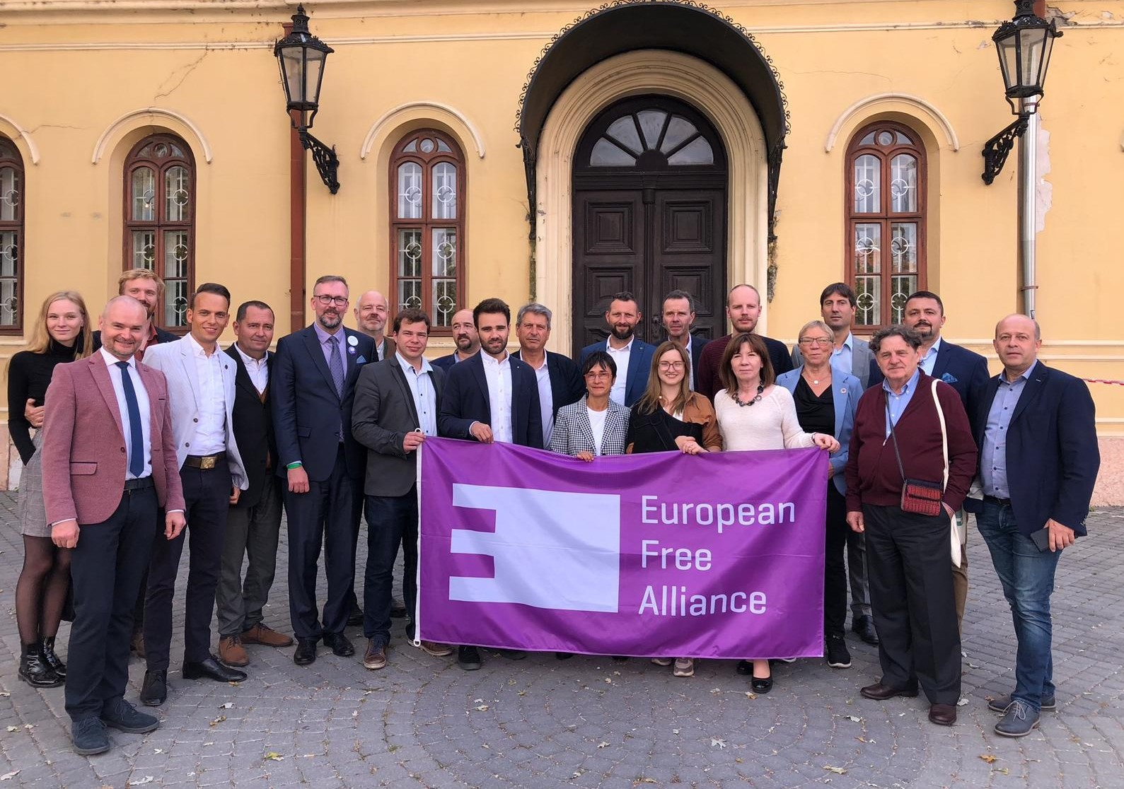 EFA meeting with Central European parties: advancing autonomy for national minorities
