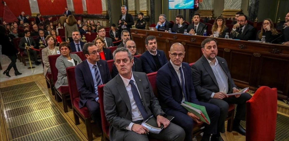 Self-determination is a democratic right: EFA demands amnesty for Catalan political leaders