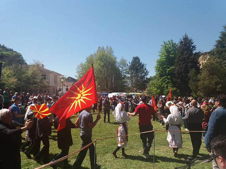Joint declaration calls on the Bulgarian Government to recognise Macedonian minority rights