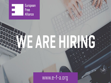 EFA is hiring photography and video services for its General Assembly from 22 to 25 April 2020 in Flensburg