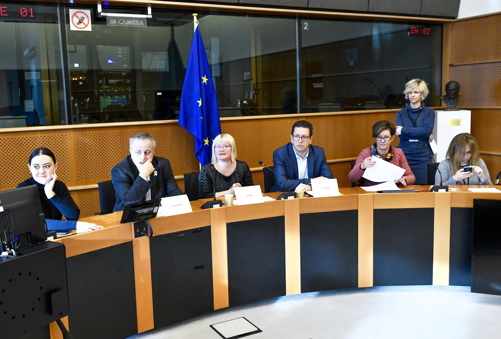 New group set up at the European Parliament focused on Europe's minorities, national communities and languages