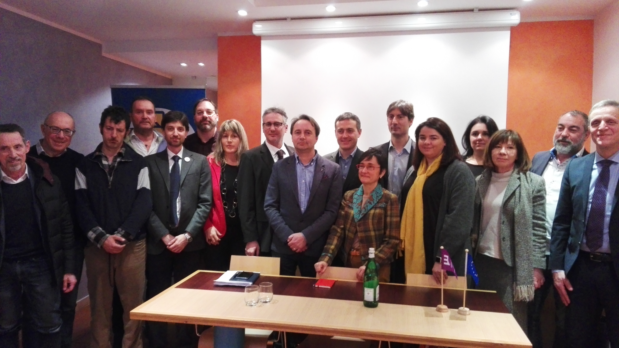 EFA launches new platform gathering six political parties in the Italian peninsula