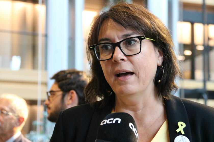 EFA MEP Diana Riba asks Commission and UN to investigate Spanish Supreme Court after threats to public officials