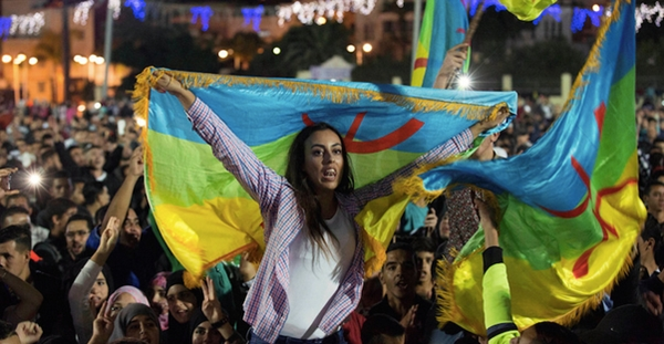 EFA condemns the arrest of the World Amazigh Congress organizers and calls for an end to repression against the Amazigh people