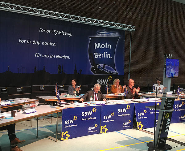 EFA member SSW wants to give a voice to the North in German Federal Parliament